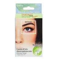 Godefroy Instant Eyebrow Tint Botanical Single Application Kit - Dark Brown