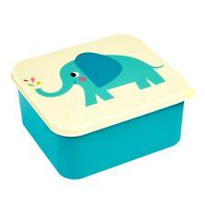 "Frischhalte-Dose, Lunchbox, Brotdose für Kinder, Motiv Elefant ""Elvis"""