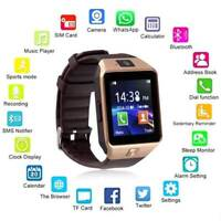DZ09 & M3 Bluetooth Smart Watch Phone +Camera SIM SLOT For Android IOS Phones UK