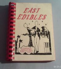 EAST EDIBLES COOKBOOK - East Elementary School - Fifth Grade (Spiral Bound)