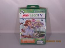 Leap Frog LeapTV Disney Sophia the First  pre k - kindergarten 3 - 5 years