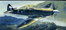 SUPERMARINE SPITFIRE F.R.Mk.14e FIGHTER RECON 1/72  FUJIMI
