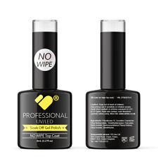 VB Line NO WIPE Top Coat UV/LED Soak Off gel nail polish