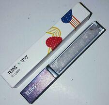 Tetris x Ipsy Lip Gloss Matrix Shimmer Nude Lip Topper 4g 0136 oz NEW IN BOX