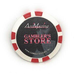 "Pokerchips ""Animazing"" 50 Stück Poker Chips"