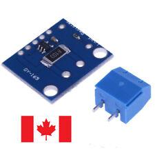 GY-169 INA169 High Precision Blue Analog Current Sensor Module. CANADA