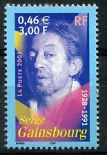 STAMP / TIMBRE FRANCE NEUF N° 3393 ** SERGE GAINSBOURG