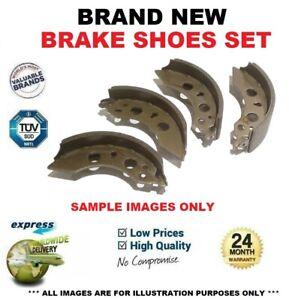 Rear Axle BRAKE SHOES SET for CHEVROLET EPICA 2.5 2006-2011