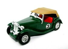 MG TC 1945 Y-8 Model Car Green Matchbox Models Of Yesteryear c1977 New & Boxed