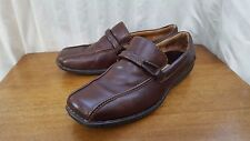 Women's BORN Brown Leather Loafer -  Size 40 Euro / 8.5 US M/W  - W61036