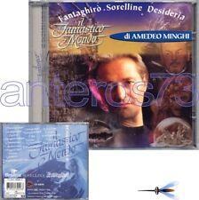 """AMEDEO MINGHI """"FANTAGHIRO'"""" RARO CD FUORI CATALOGO ost - SIGILLATO"""