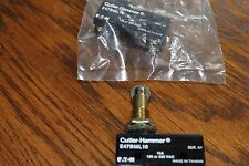 1 Cutler Hammer Micro Precision Limit Switches,E47BML10,roller plunger,New