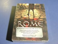 Brand New Sealed Rome: The Complete First Season DVD HBO 2 Golden Globe Awards