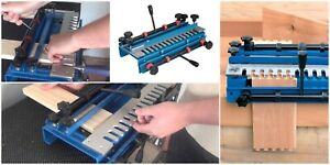 """Dovetail Jig 300mm Width Capacity Plus Comb Template For 1/2"""" & 1/4"""" Routers"""