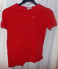 1 Red Youth Short Sleeve V Neck Shirt