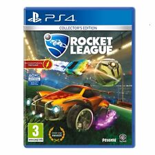 ROCKET LEAGUE COLLECTORS EDITION (PS4) BRAND NEW SEALED PLAYSTATION 4