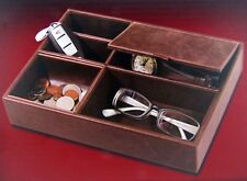Dresser Valet - 5 Compartments for Coins, Keys, Watches, Jewelry and much more