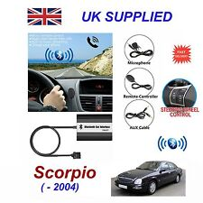 For Ford SCORPIO Bluetooth Hands Free Phone AUX Input MP3 USB Charger Module 12P