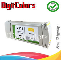 DC Remanufactured HP 771 Yellow B6Y18A HP771 Ink cartridge HP Designjet  6800