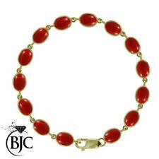 Bracciali di lusso tennis rossi