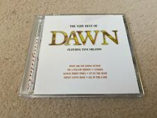 The Very Best Of DAWN Featuring Tony Orlando CD