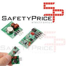 Arduino Rf módulo transmisor y receptor inalámbrico 433 MHZ electronica