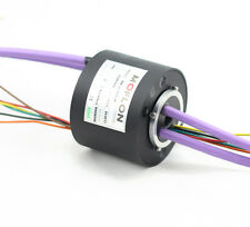 MB250 slip ring with profibus,devicenet,profinet,canbus from MOFLON