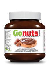 Daily Life GONUTS 350g Crema Spalmabile Nocciola e Cacao 25% Proteine Go Nuts