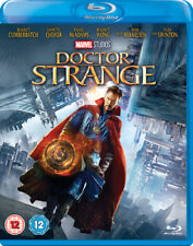 Doctor Strange Blu-ray (2017) Benedict Cumberbatch ***NEW***