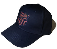 Barcelona Cap Snapback Hat FCB FC Barca Club Blugrana Officially Licensed.