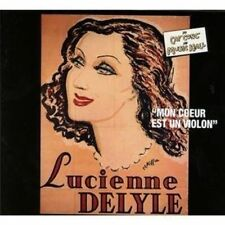 LUCIENNE DELYLE - DU CAF CONC AU MUSIC HALL USED - VERY GOOD CD