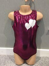 Gymnastics or dance Leotard Size 28 (age 6-8)