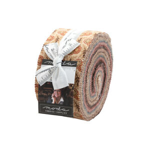 ROSE - Moda Jelly Roll 40 pieces **EARLY RELEASE**