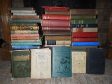 Lot of 10 Antique Collectible Vintage Old Rare Hard To Find Books *MIX UNSORTED