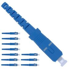 Fiber Optics Connector SC/UPC 3.0mm Single Mode Simplex 10 Pack - Beyondtech