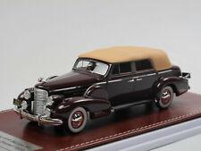 Great Iconic Models GIM 1938 Cadillac V16 Series 90 Convertible Sedan 1:43