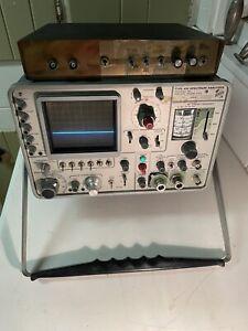 Tektronix 491 Spectrum Analyzer