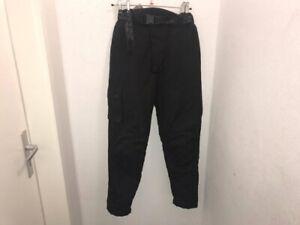 **iXS Hose MATE schwarz DAMEN Gr. L Textilhose mit Knieprotektoren Reduziert NEU