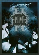 Privé II: The Lounge Anthology Deluxe Edition by VA (6 CDs) Electro-Lounge/60 Tx