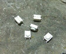 5x 4-Pin SMD 3mm x 4mm x 2.5mm Tactile Push Button Tact Switch Micro Switches