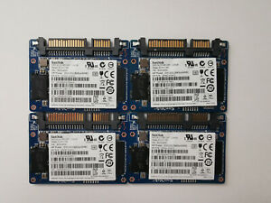 Sandisk Half Slim SSD 64GB 128GB Drive SD6SA1M-128G Solid State Drive SATA III