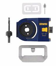 Irwin Industrial Tools 3111002 Bi-Metal Door Lock Installation Kit