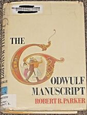 The Odwulf Manuscript By Robert B Parker 1973 Book Club Edition Hardcover