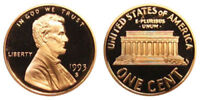 1993-S  Proof Lincoln Cent Nice Coins Priced Right Shipped FREE