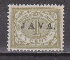 Nederlands Indie Netherlands Indies Indonesie 64 MLH JAVA 1908