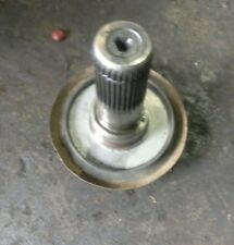 BMW E60 530D diff differential drive shaft cup