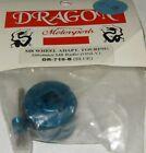 Dragon Motorsports Airtronics M8 Transmitter Radio Wheel Adapter Blue DR-710-B