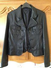 TOMMY HILFIGER Lambskin Leather Jacket