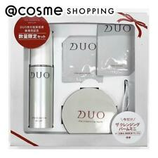 DUO The Essence Serum 30ml + Cleansing Balm 20g Set Limited quantity from Japan