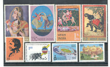 India - Nice Lot of Stamps Years 1973 - 1981 MNH**